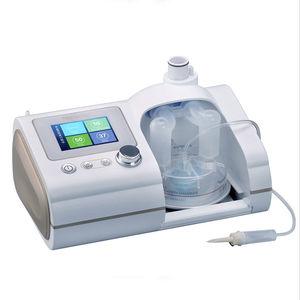 umidificatore ad ultrasuoni / riscaldato / monouso / respiratorio