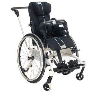 sedia a rotelle passiva / pediatrica / da esterno / da interno