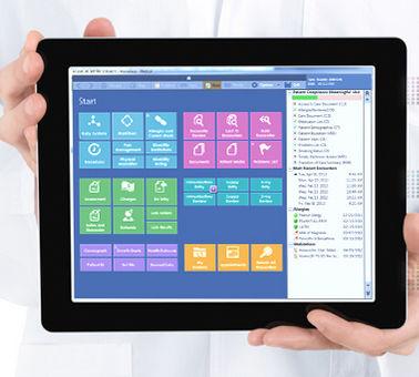 software per comunicazioni / di supporto per prescrizioni / di fatturazione / di gestione