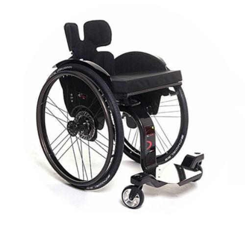 Sedia a rotelle attiva - CSEICarbon - Officina Ortopedica ...