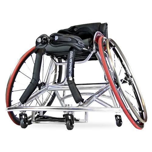sedia a rotelle attiva