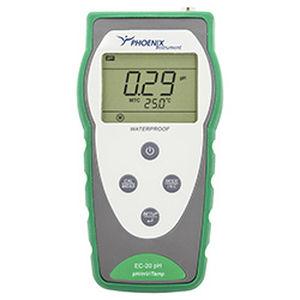 piaccametro da laboratorio / portatile / con termometro