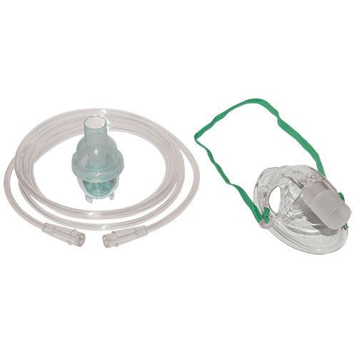 kit di nebulizzazione manuale / monouso / con maschera