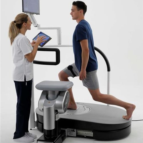 sistema di valutazione della forza fisica - Movendo Technology