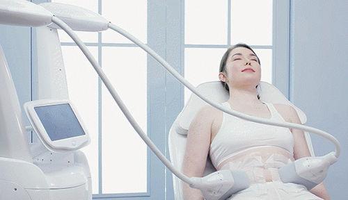 sistema di ringiovanimento cutaneo body contouring tramite criolipolisi / su carrello