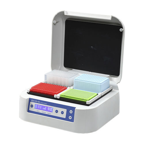 termomiscelatore per preparazione di campioni