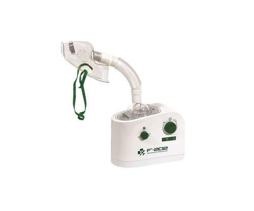 nebulizzatore a ultrasuoni / con maschera / pediatrico / palmare