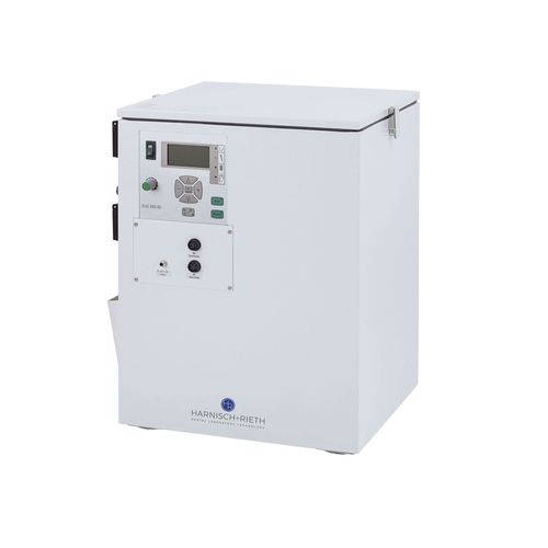 aspiratore di polveri per laboratorio odontotecnico / da tavolo / con sistema di filtrazione