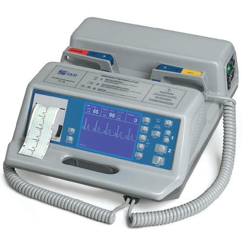 defibrillatore esterno manuale