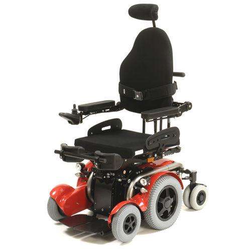 sedia a rotelle elettrica