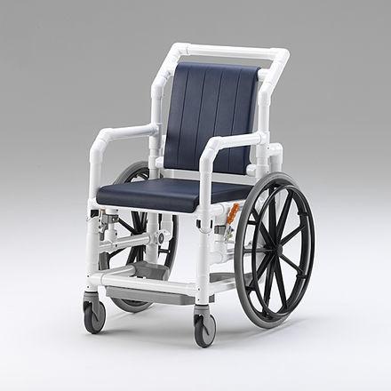 sedia a rotelle passiva