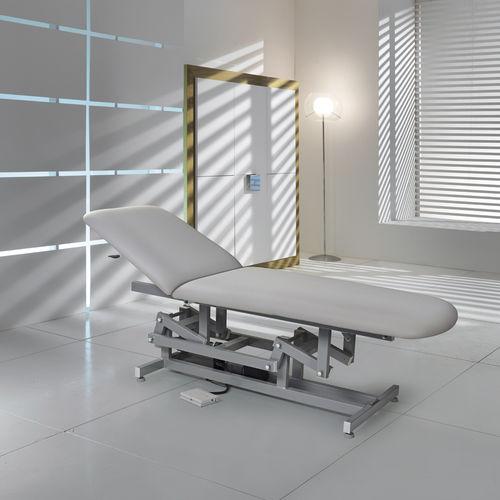 lettino da visita per ecocardiografia / per fisioterapia / per piccola chirurgia / per cure di bellezza