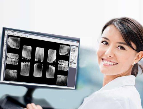 software per imaging odontoiatrico