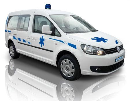 ambulanza furgoncino / tipo A1