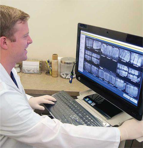 software di gestione / di visualizzazione / per imaging odontoiatrico