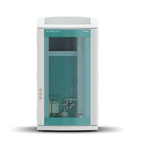 sistema di cromatografia ionico