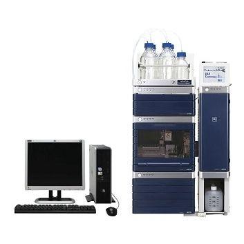 sistema di cromatografia UHPLC
