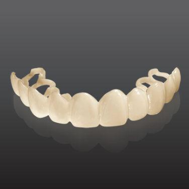 materiale per faccette dentali - Stratasys