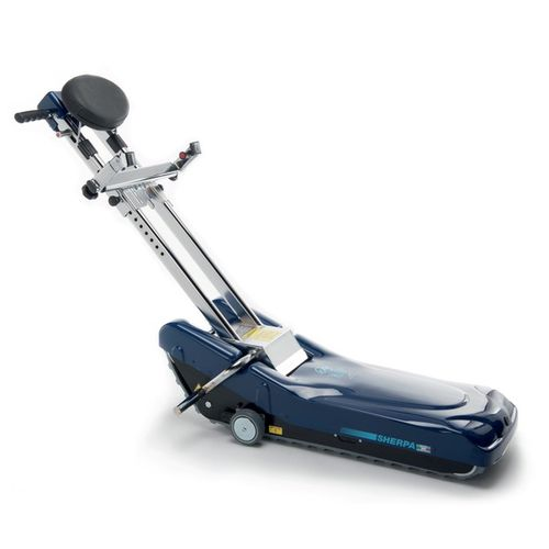Montascale per sedia a rotelle - N956 - KSP ITALIA - cingolato