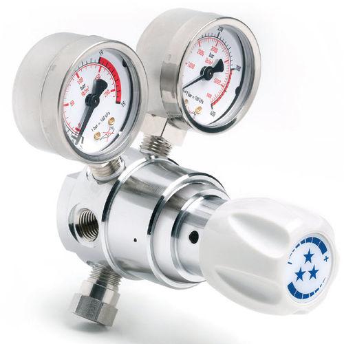 detentore di gas / monostadio / ad alta pressione / da laboratorio