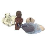 simulatore di gravidanza / femminile / pelvi
