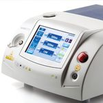 laser tramite dacriocistorinostomia / InGaAsP / da tavolo