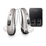 audioprotesi mini RIC / telecomandata
