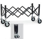 carrello mortuario / per movimentazione / portaferetri / allungabile