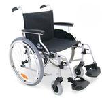 sedia a rotelle passiva / da esterno / da interno / ad altezza regolabile