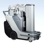 unità mobile di radiografia digitale