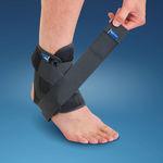 fascia di sostegno per caviglia / ortesi per caviglia / tallone aperto