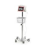 scanner vescicale ad ultrasuoni portatile con carrello