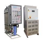 sistema di trattamento dell'acqua per emodialisi / a osmosi inversa