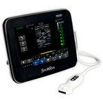ecografo portatile / per ecografia in anestesia e terapia intensiva / bianco e nero / doppler a colori