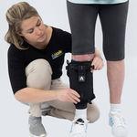 esoscheletro per riabilitazione monoarticolato / marcia