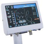 ventilatore meccanico / elettronico / elettropneumatico / per rianimazione