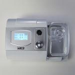 ventilatore meccanico / per cure domiciliari / per trattamento dell'apnea del sonno / clinico