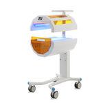 lampada di fototerapia neonatale / con rotelle / luce blu