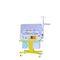 incubatrice neonatale su rotelleG1PT. FYROM INTERNATIONAL