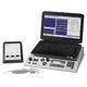 elettromiografo 3 canali / compatto / digitale / con monitoraggio dei potenziali evocati