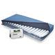 materasso per letto ospedaliero / a rotazione laterale / a perdita d'aria ridotta / antidecubito