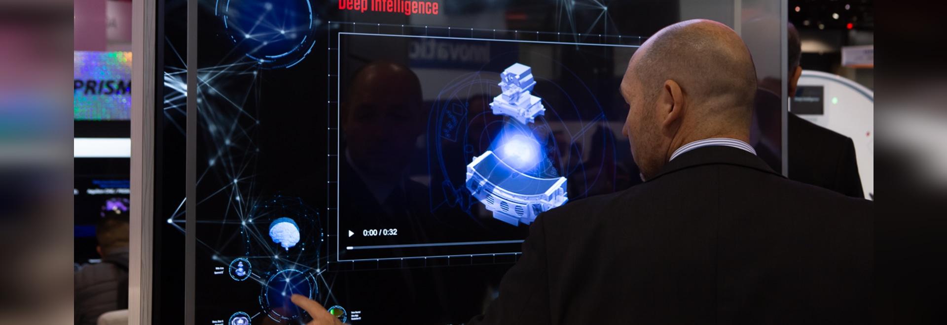 L'avanzato Clear IQ Engine (AiCE) intelligente porta la potenza dell'IA nell'imaging di routine