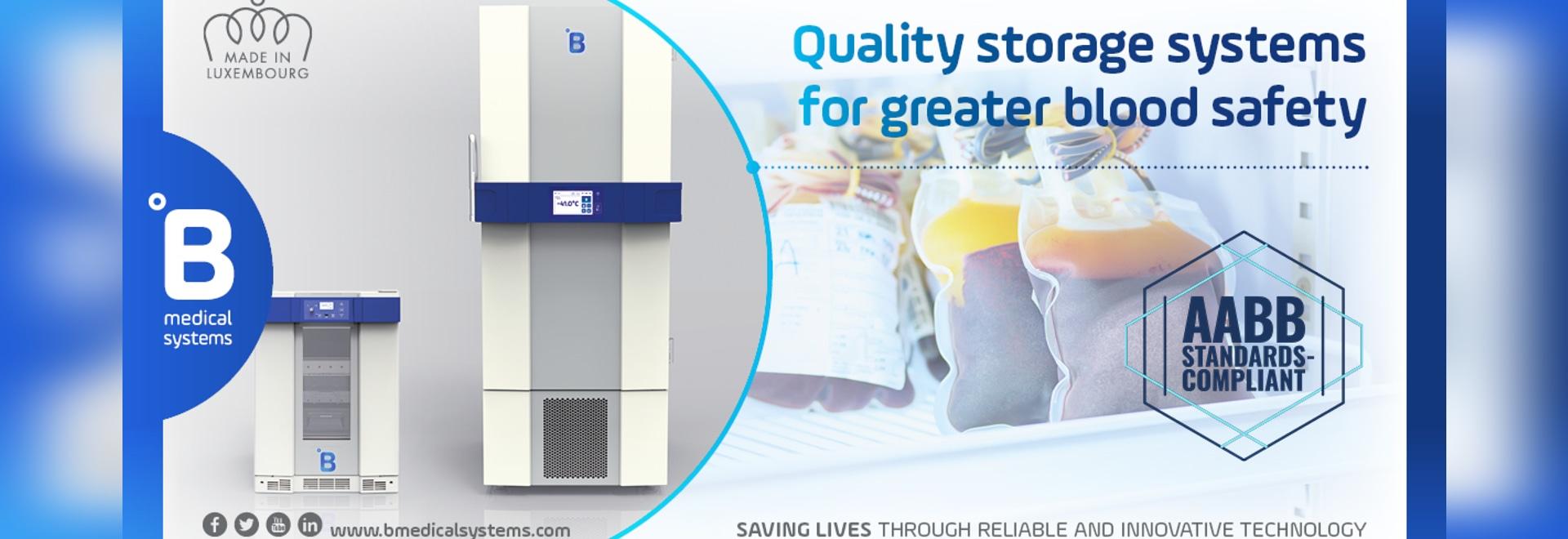 B Soluzioni per la conservazione del sangue dei sistemi medici B Approvato ufficialmente come conforme agli standard AABB