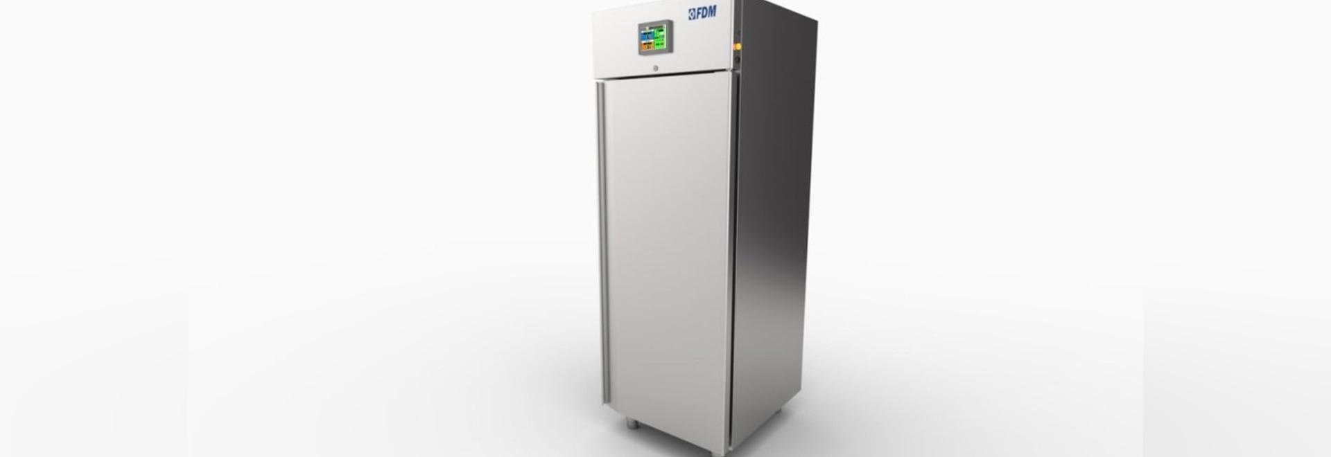 Camera Climatica per Testare gli Alimenti