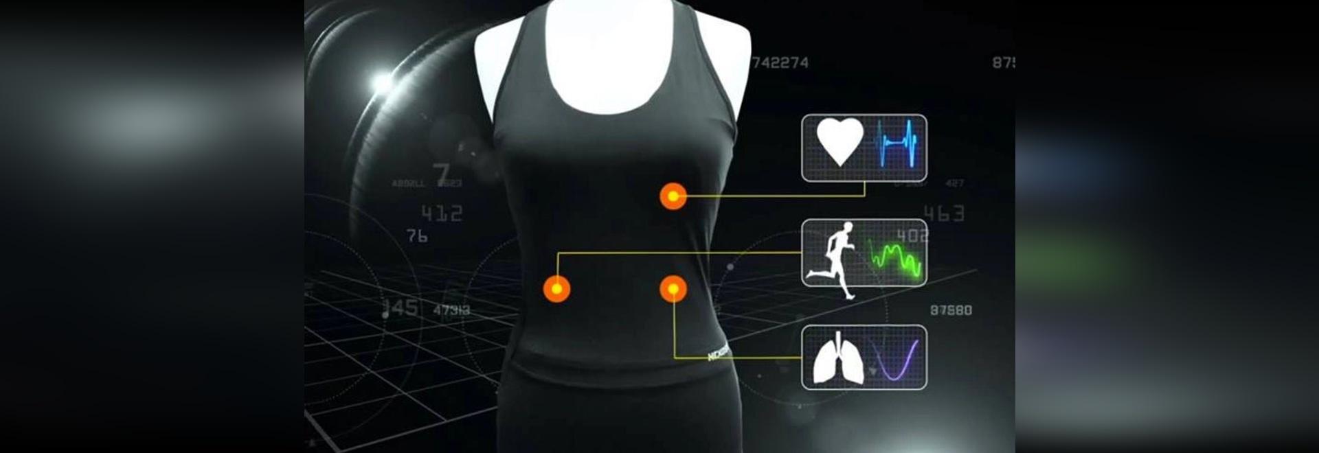 Una camicia intelligente che misura la funzione polmonare