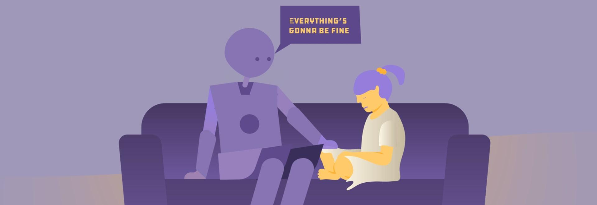 Dalla chirurgia alla compagnia: Il posto dei robot nella sanità