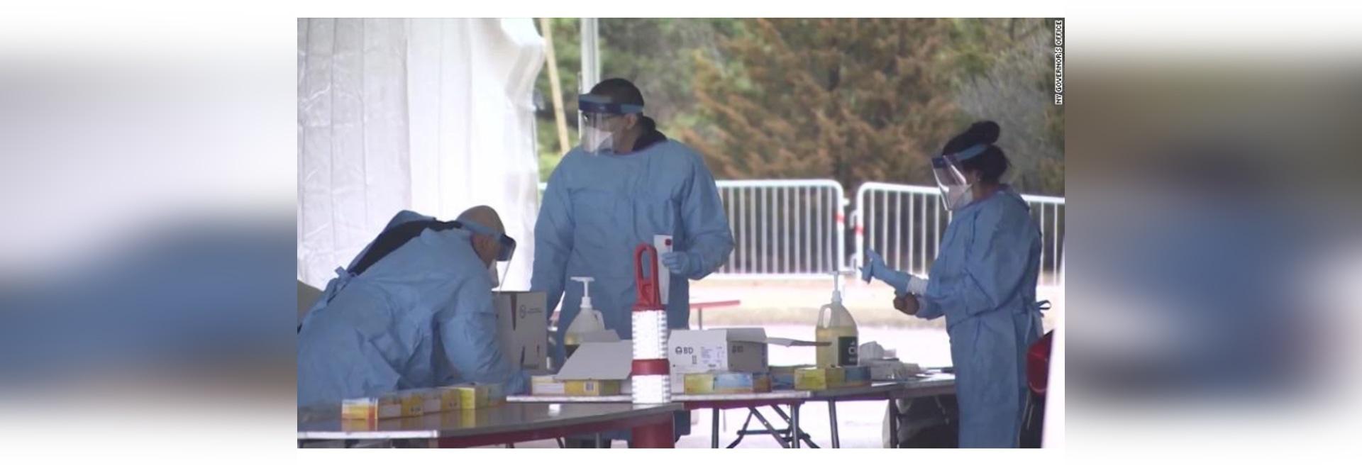 La FDA autorizza un nuovo test che potrebbe rilevare il coronavirus in circa 45 minuti