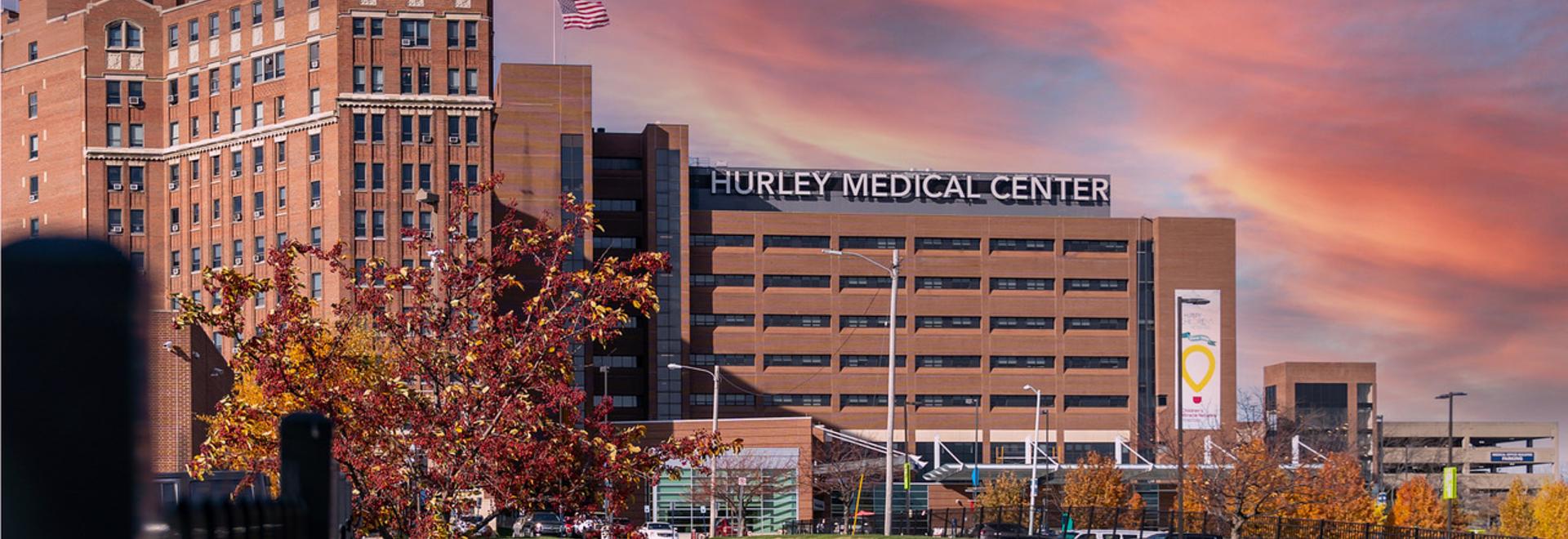 L'Hurley Medical Center utilizza tecnologie intelligenti, AI, robotica, cartelle cliniche elettroniche, telemedicina...