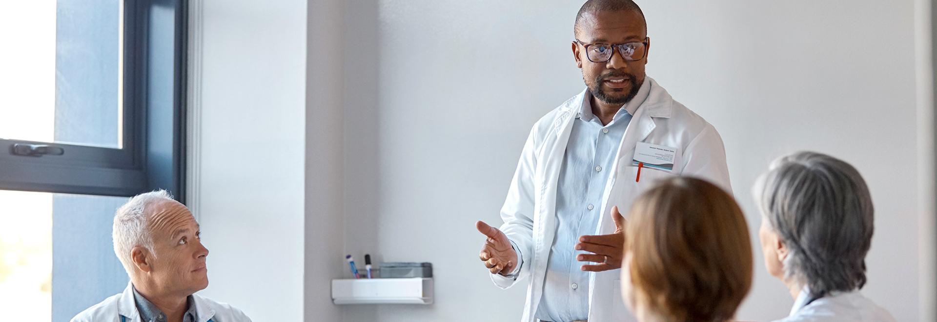 Incontra 10 persone di colore che oggi sconvolgono il settore sanitario digitale