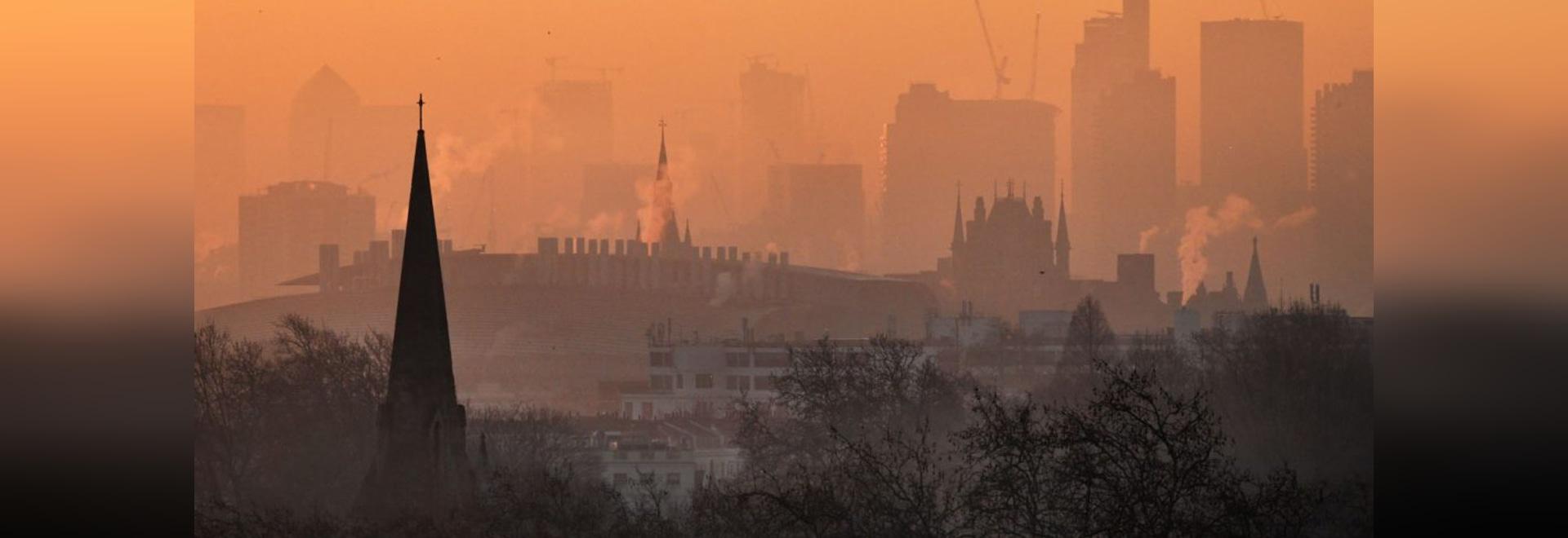 Maggiore è l'inquinamento dell'aria, maggiore è il rischio di glaucoma